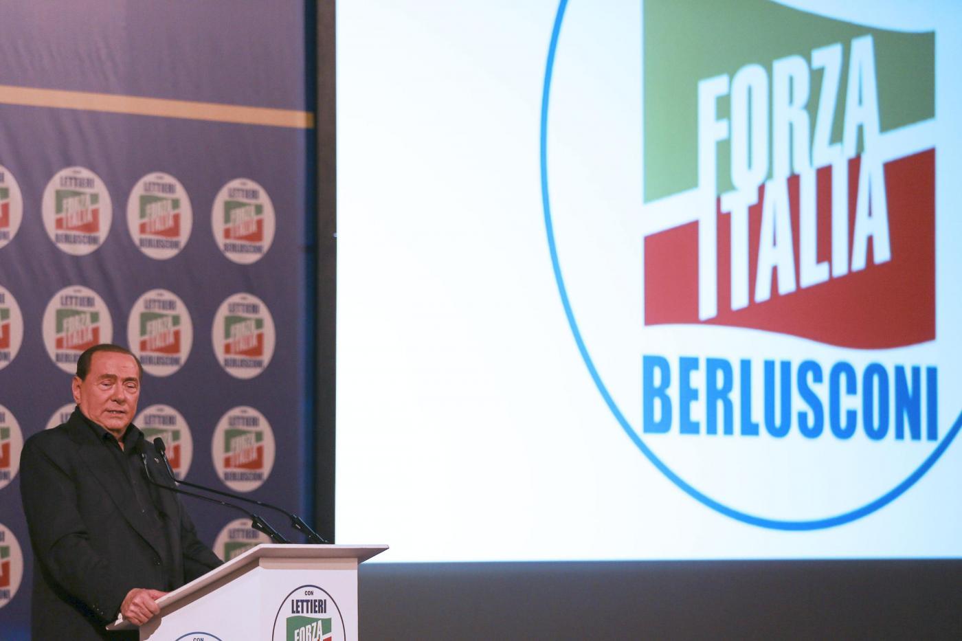 Forza Italia Berlusconi successori