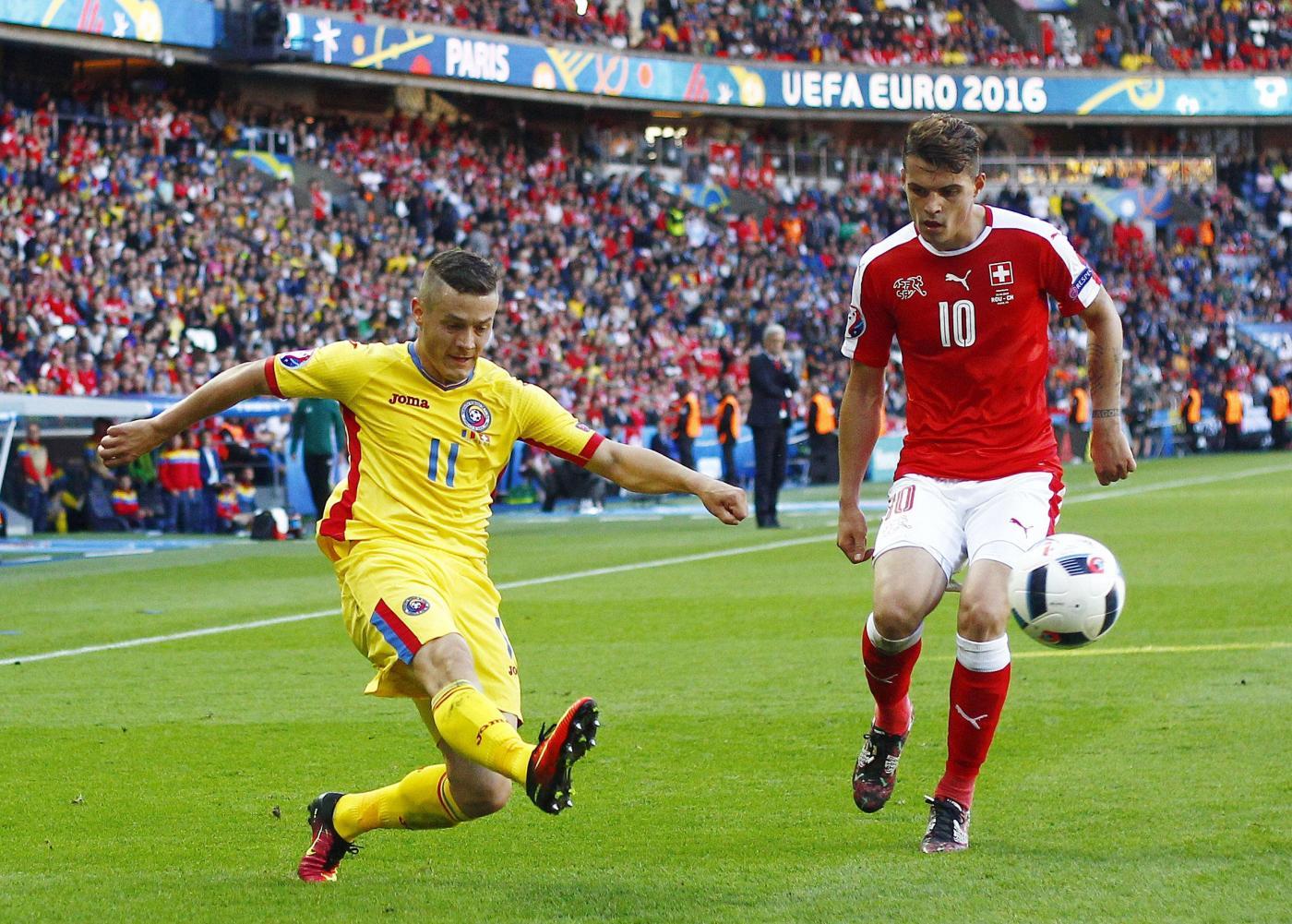 Romania vs Svizzera   Euro 2016