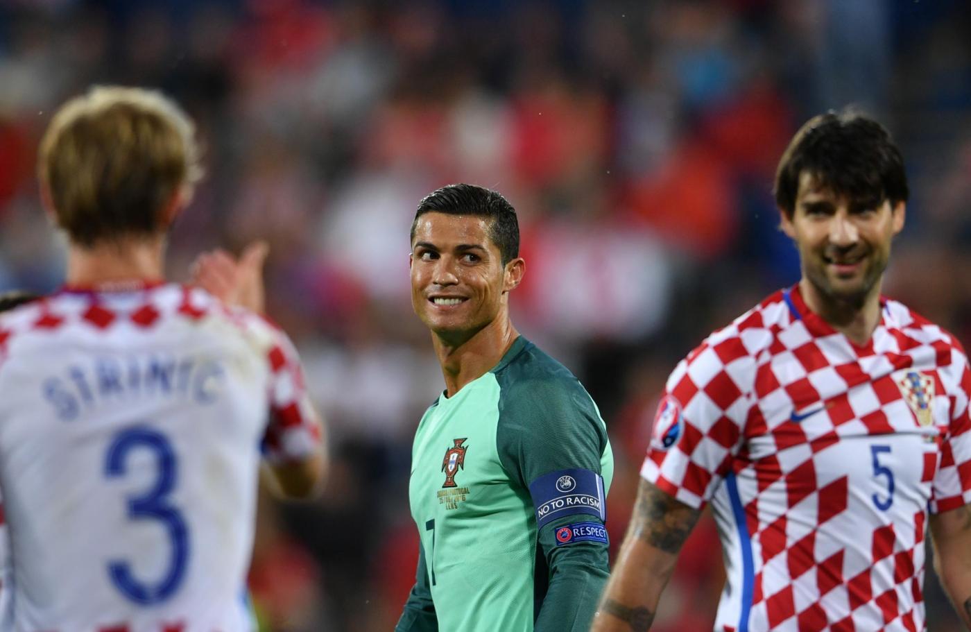 Euro 2016, Portogallo vs Croazia