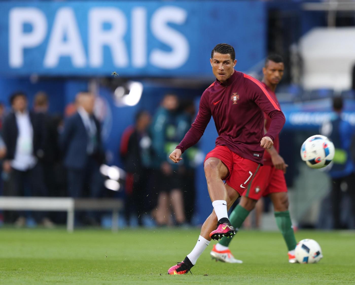 Euro 2016, Portogallo Austria