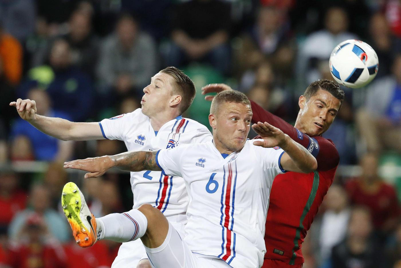 Portogallo vs Islanda   Euro 2016