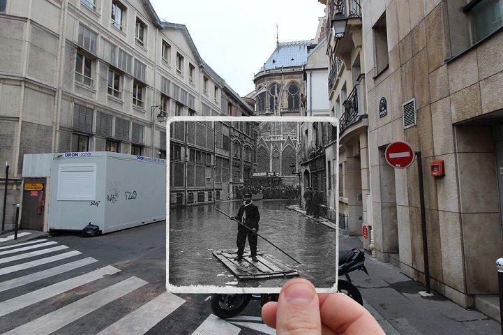 Rue Massillon Ile de la Cite