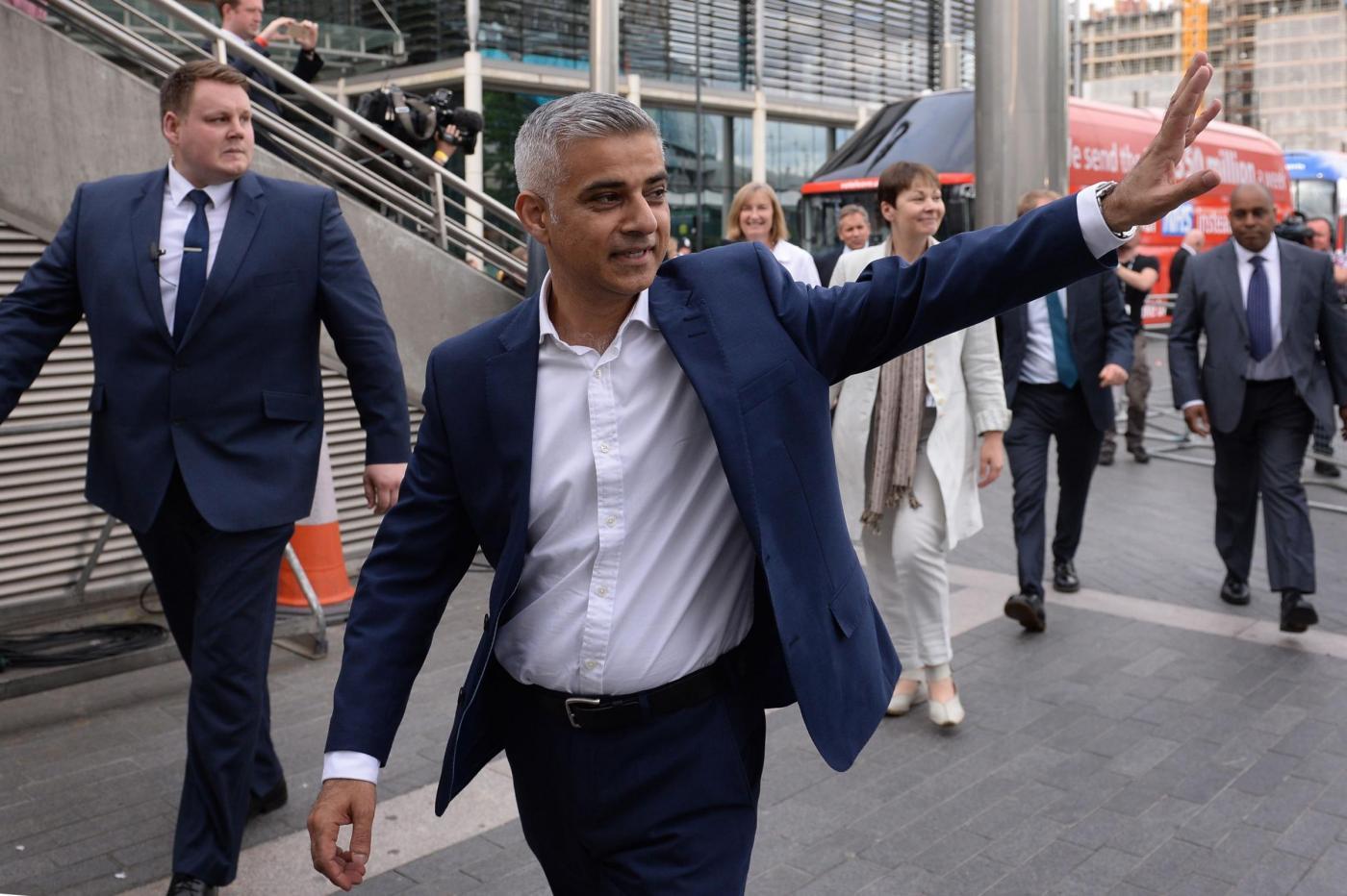 Brexit, il messaggio del sindaco di Londra agli Europei: 'Siete i benvenuti'