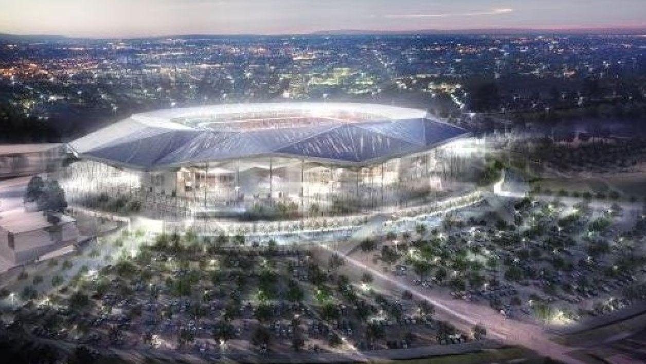 Stade des Lumieres Lione Euro 2016 Italia-Belgio