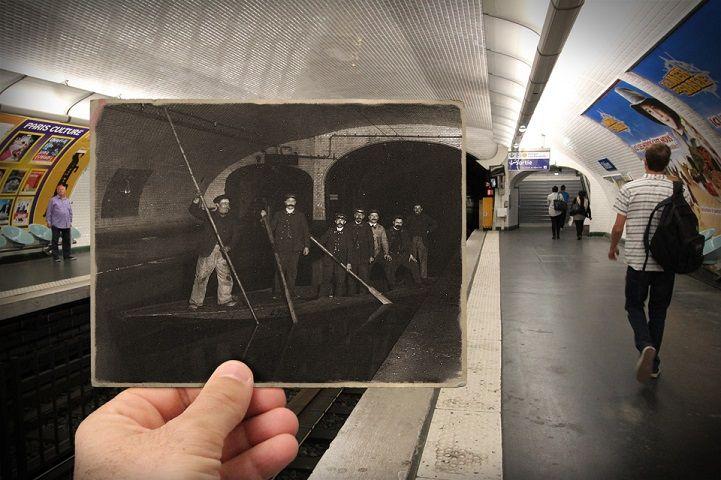 Stazione della metro Odeon