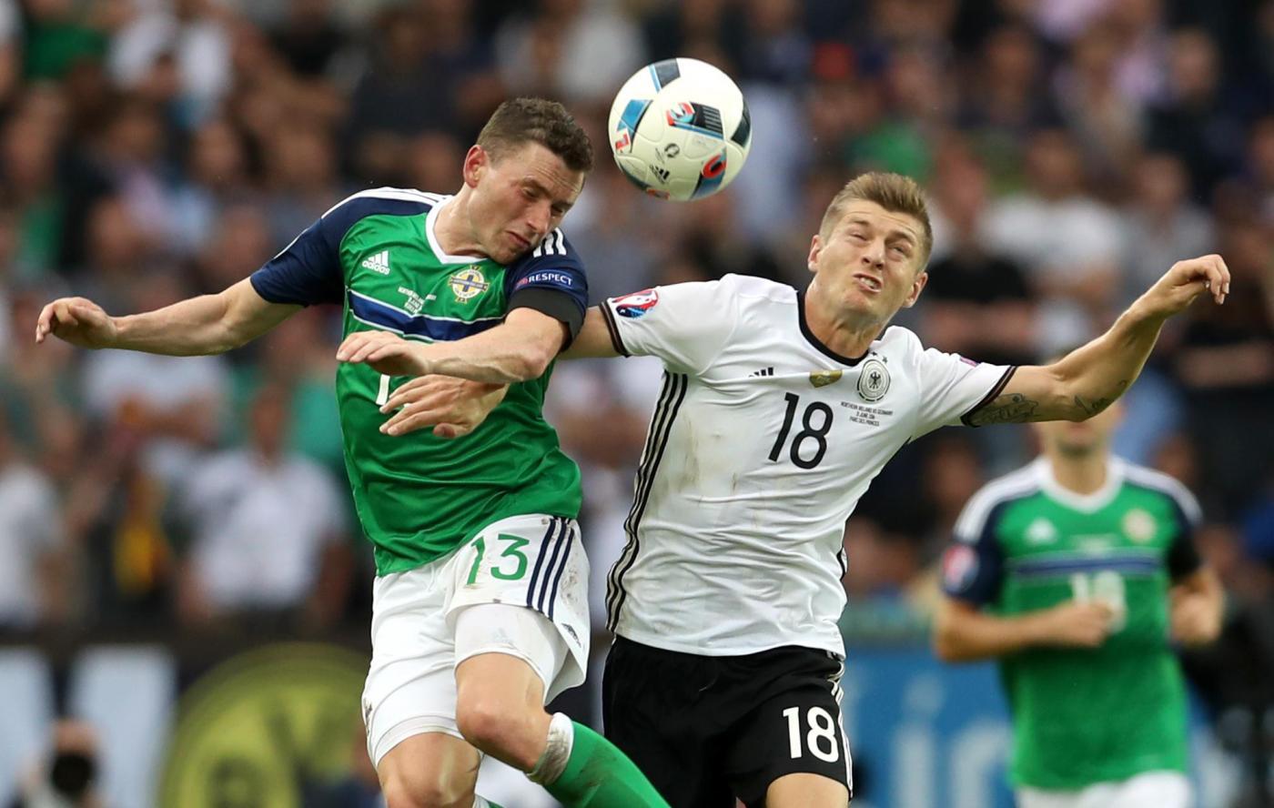 Irlanda del Nord vs Germania UEFA Euro 2016 Group C