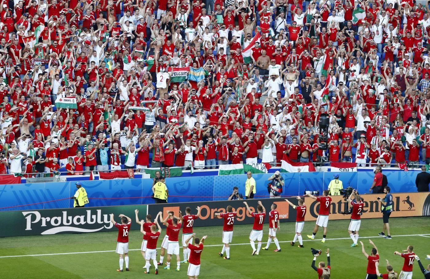 EURO 2016   Ungheria vs Portogallo