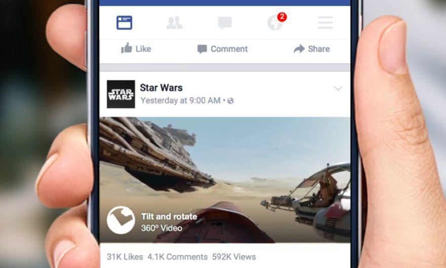 Come creare e caricare foto e video a 360 gradi su Facebook