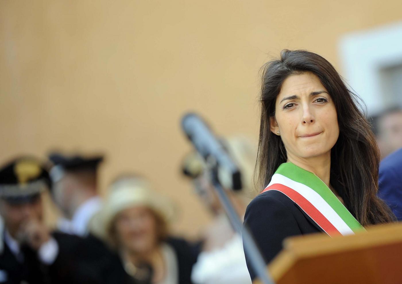 Roma, inaugurazione della nuova sede dei Carabinieri di Trastevere