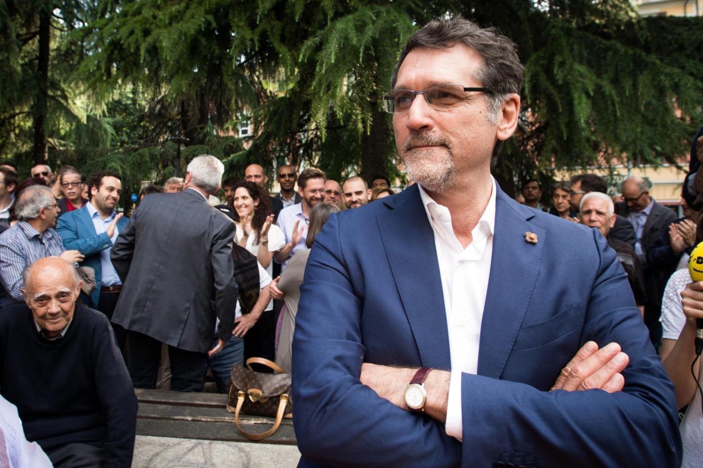 Il programma del sindaco di Bologna Virginio Merola