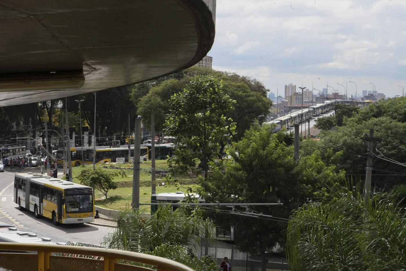 Brasile, sciopero dei mezzi a San Paolo