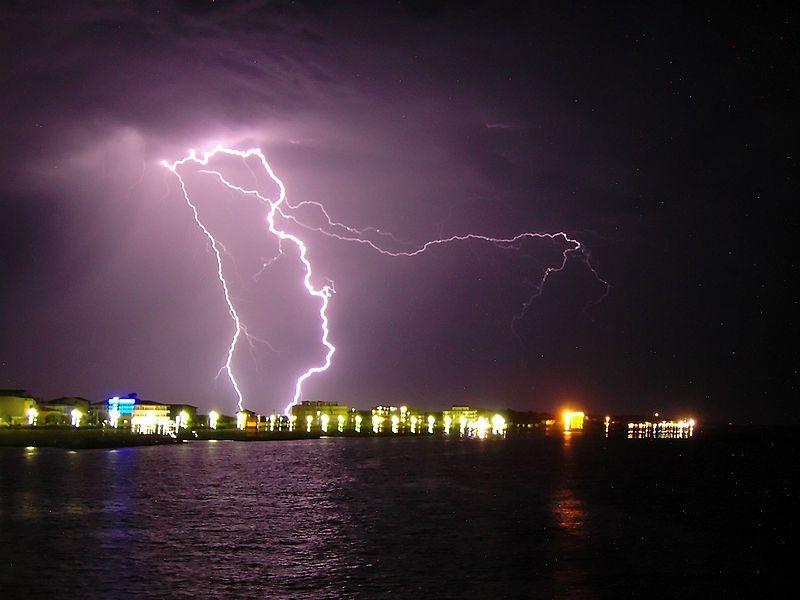 cause tempeste fulmini