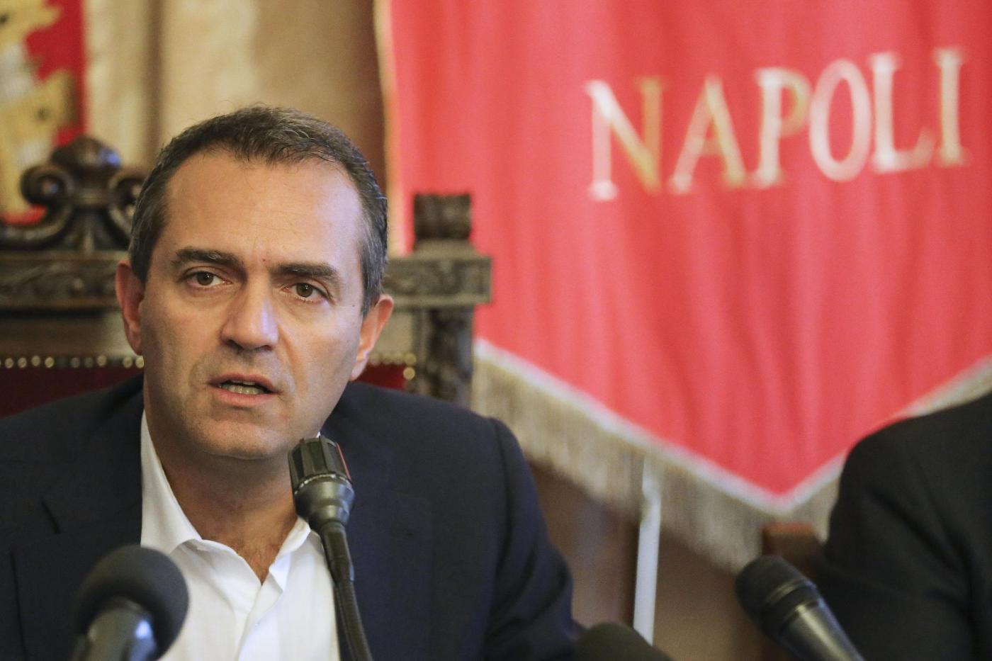 Chi è Luigi De Magistris, sindaco uscente e candidato alle amministrative di Napoli