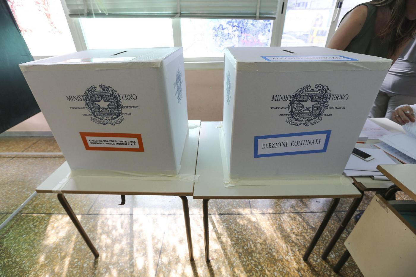 Elezioni Comunali a Napoli