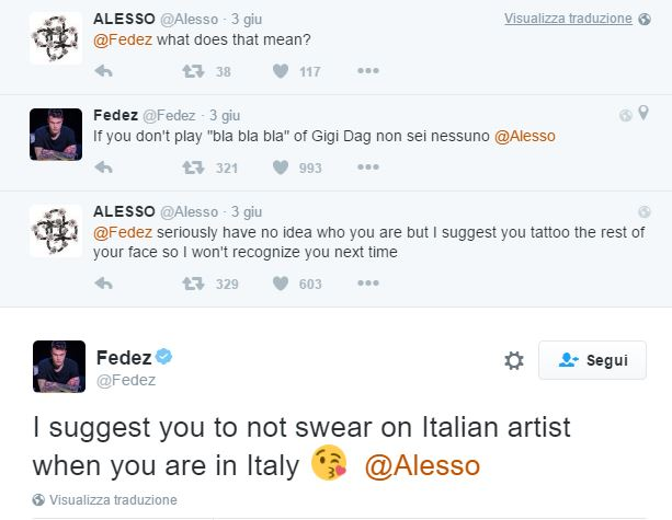 fedez alesso
