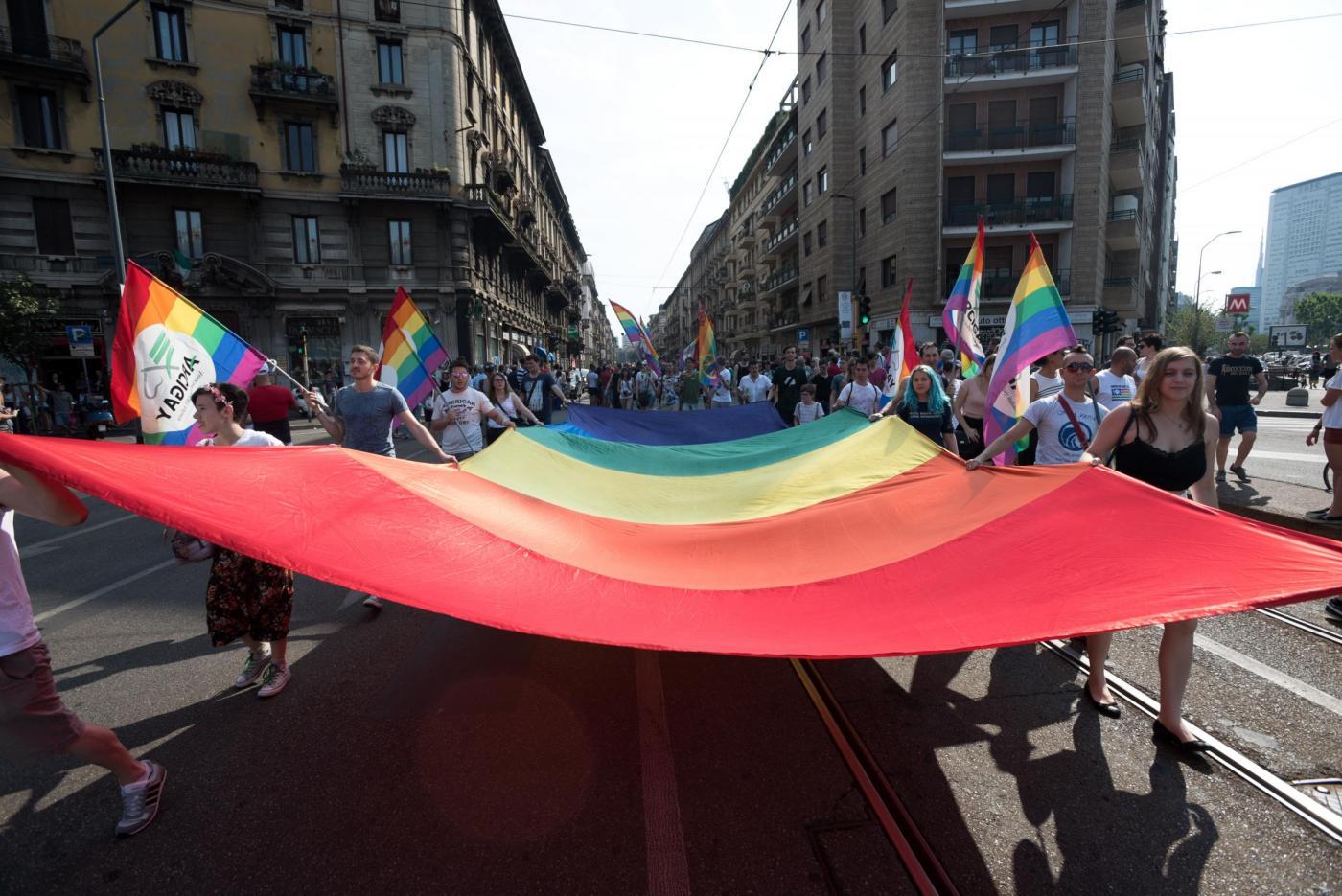 Gay Pride 2016 a Milano: programma della sfilata e degli eventi