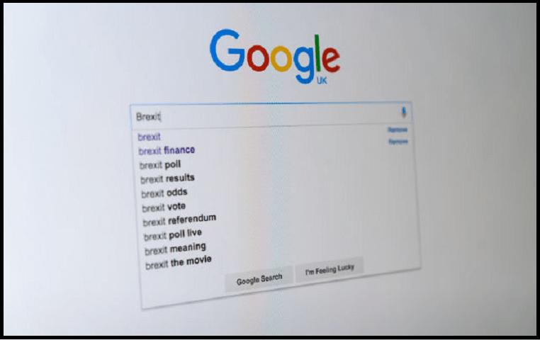 Brexit: gli inglesi prima votano l'uscita dall'Ue, poi fanno la ricerca su Google per sapere cos'è