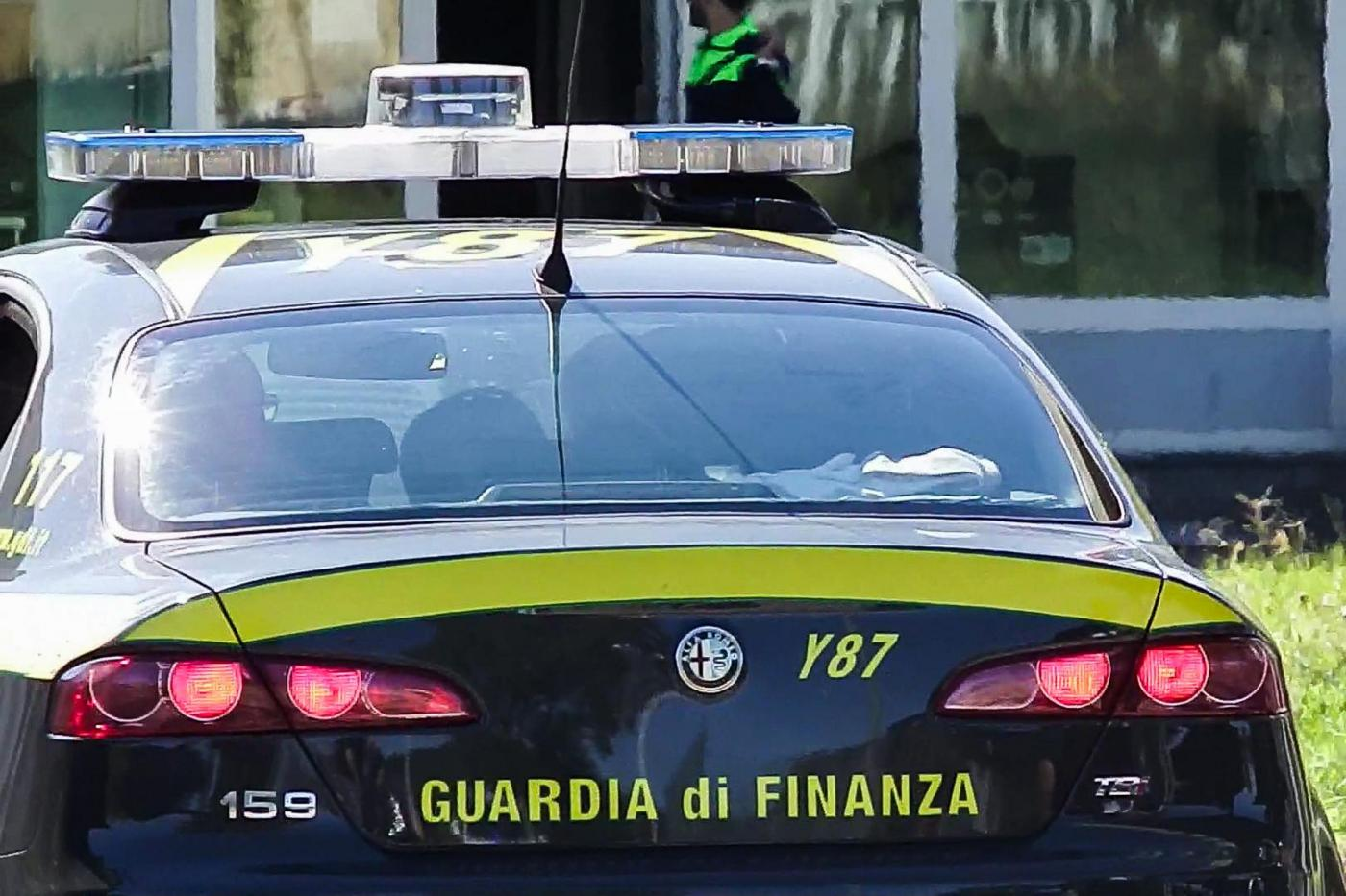 Marco Marenco, accusato del crac della Borsalino arriva al carcere di Quarto d'Asti