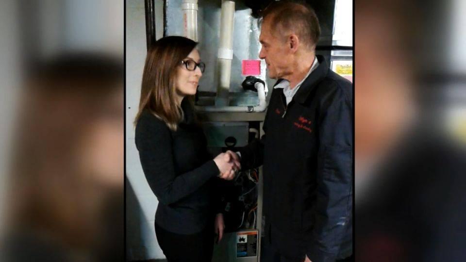 Pennsylvania, moglie di un militare in missione chiama l'idraulico: lui non si fa pagare