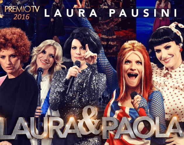 Laura Pausini innamorata della TV: 'Lo show con Paola Cortellesi è stato solo l'inizio'