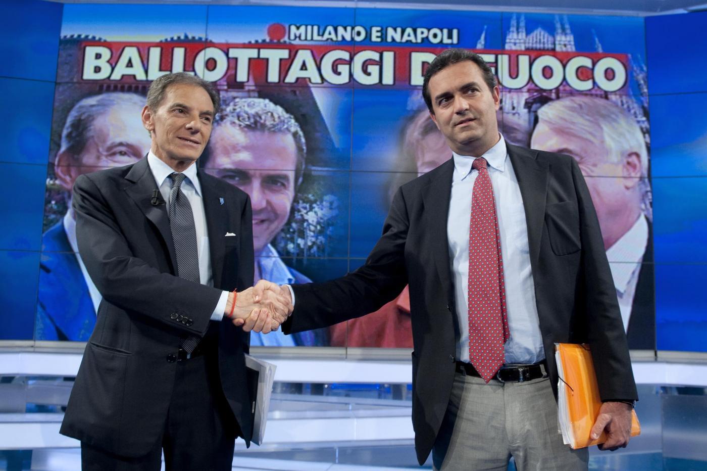 Ballottaggio 2016 Napoli, De Magistris e Lettieri: i programmi a confronto