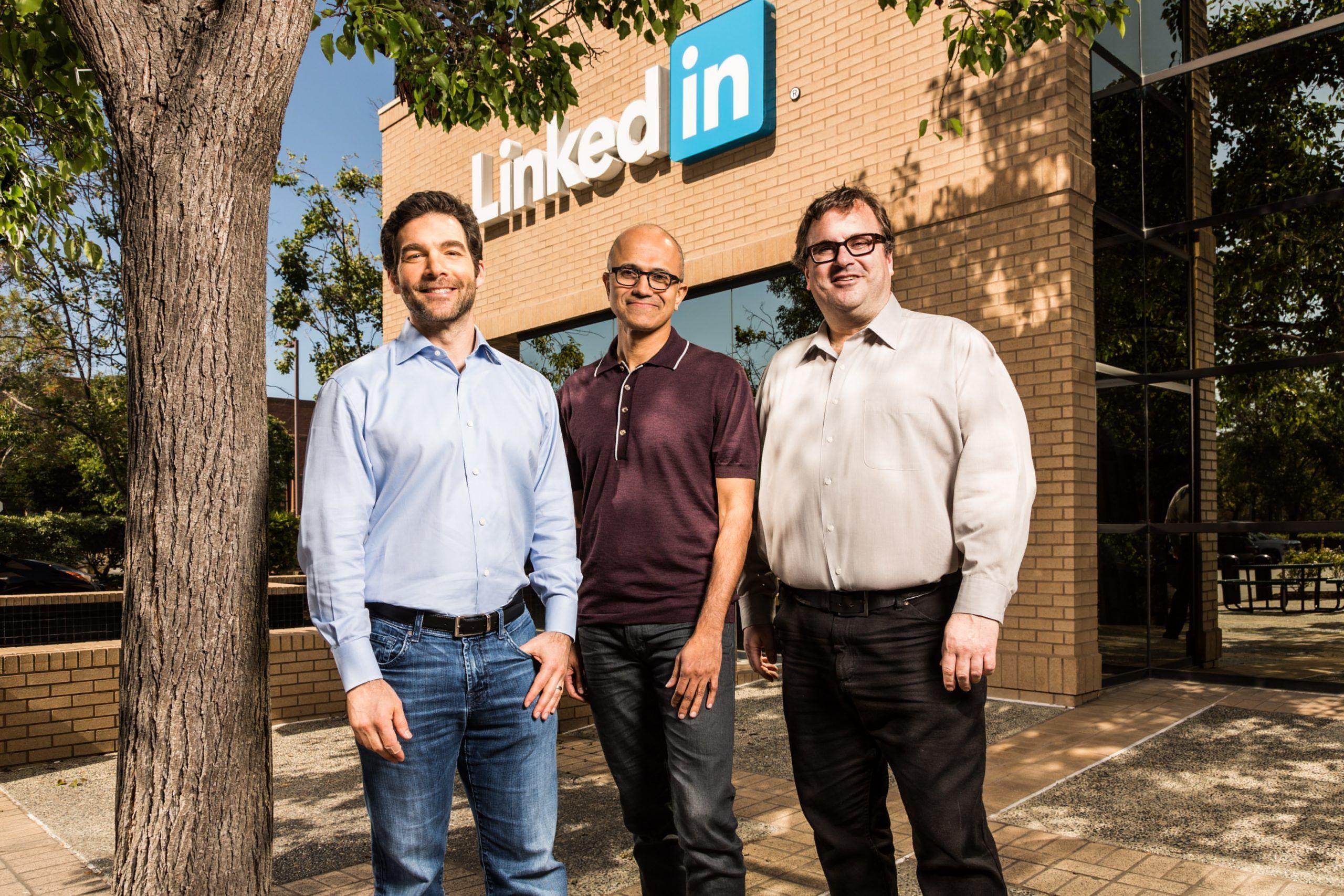 Microsoft ha acquistato LinkedIn