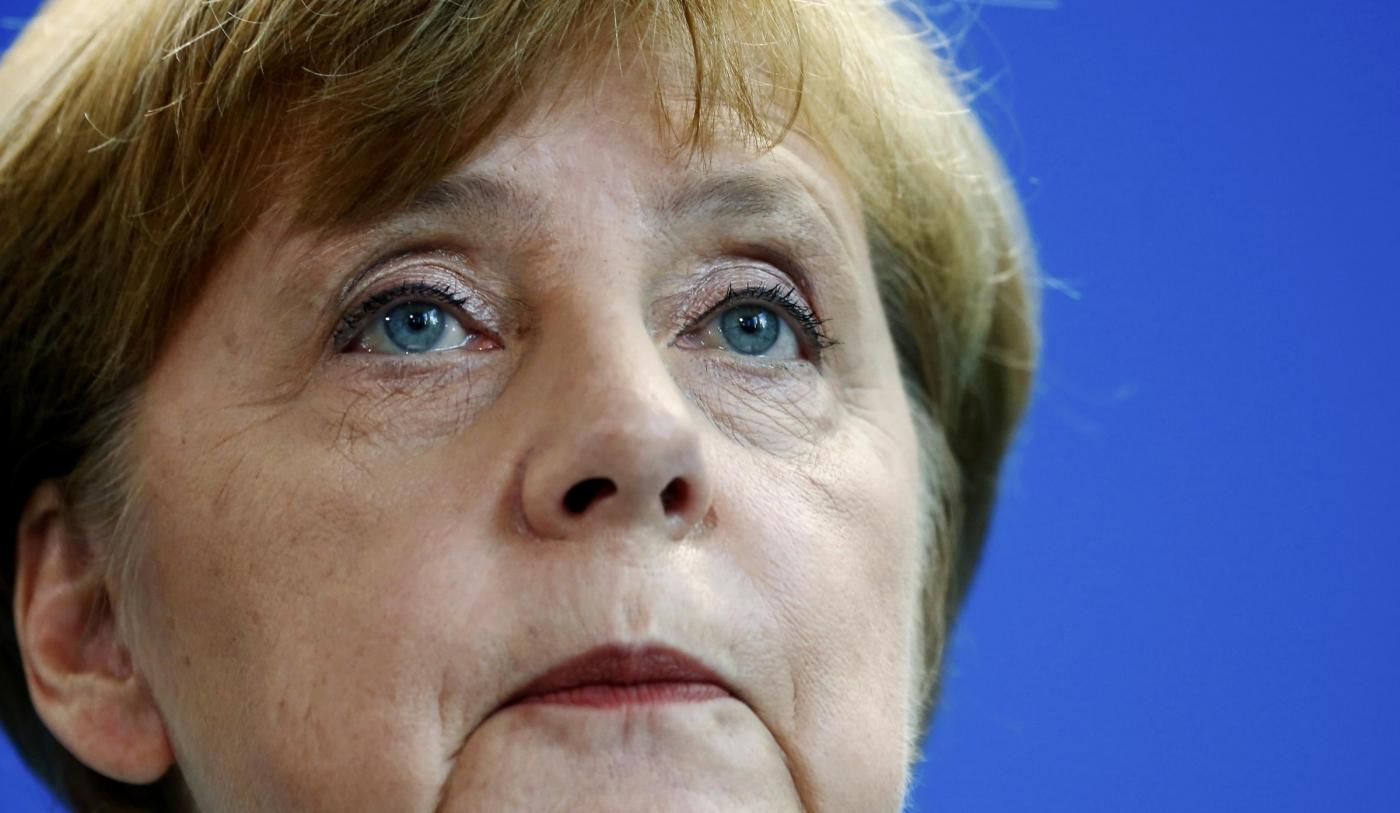 Brexit, Angela Merkel in conferenza stampa