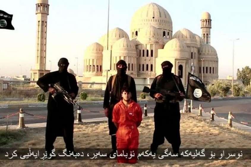miliziani isis bruciano 19 ragazze curde