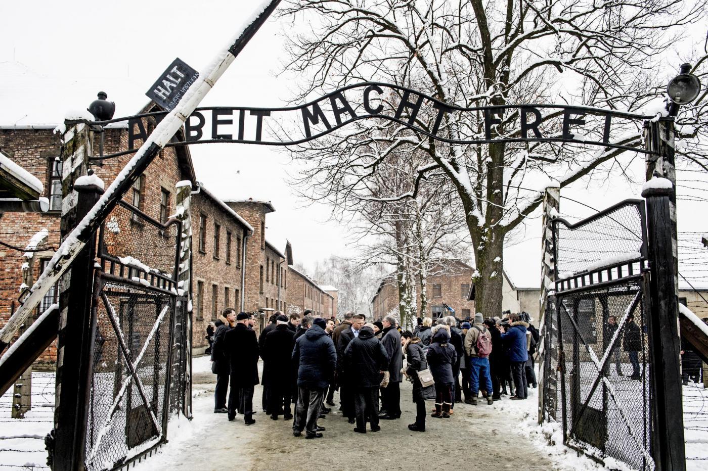 70 anni fa la liberazione di Auschwitz