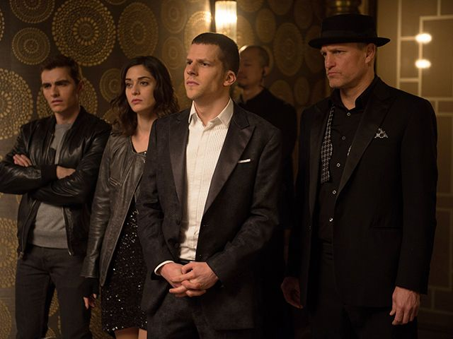 Now You See Me 2: trama del sequel con Jesse Eisenberg, Mark Ruffalo e Dave Franco