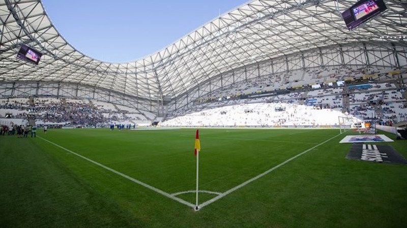 Gli stadi di Euro 2016