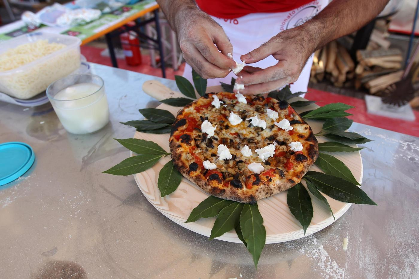 Napoli, campionato mondiale del pizzaiuolo