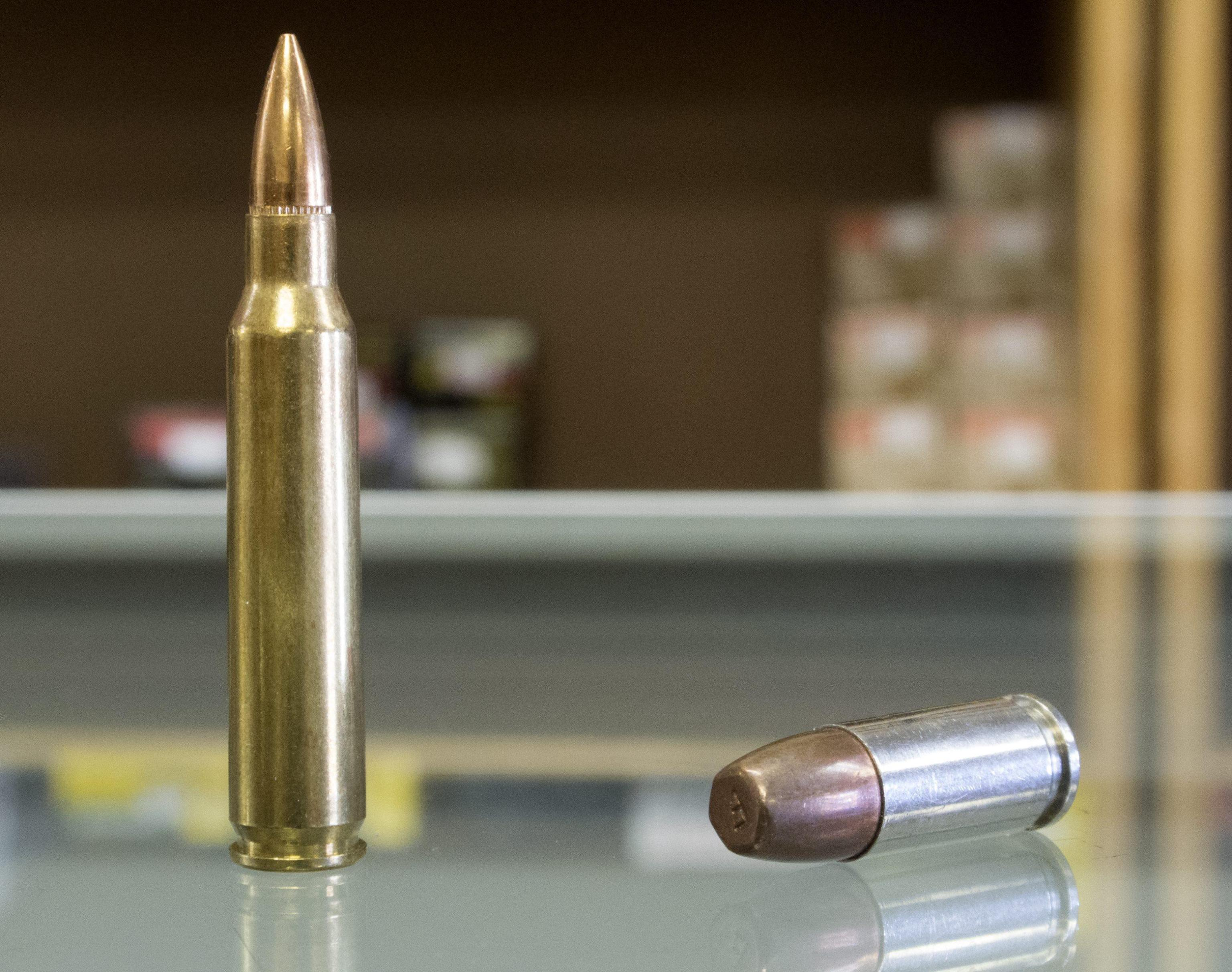 Gun shop in wake of Connecticut school shooting