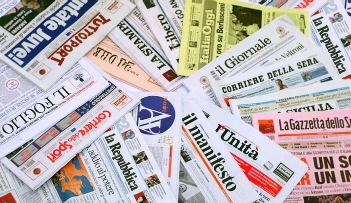 Finanziamenti pubblici editoria: quanti e quali sono i giornali di partito in Italia