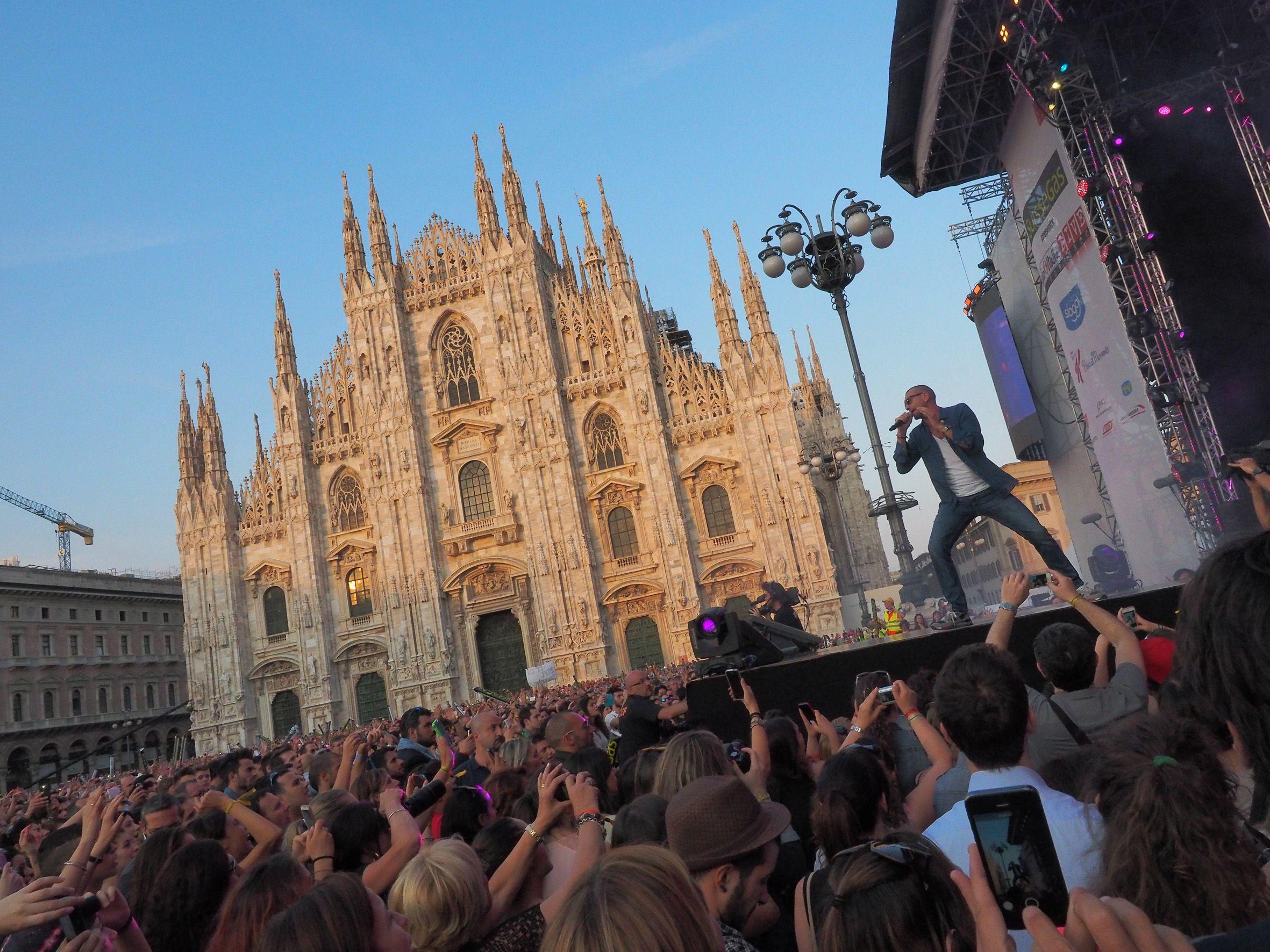 Radio Italia Live 2016 cantanti scaletta