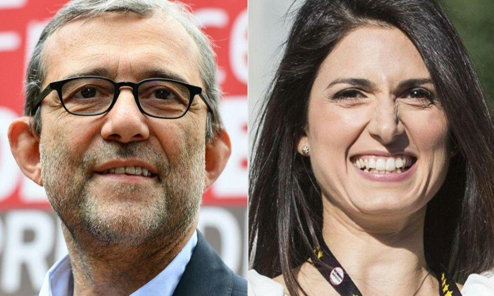 Elezioni Comunali Roma: sei più Raggi o Giachetti?