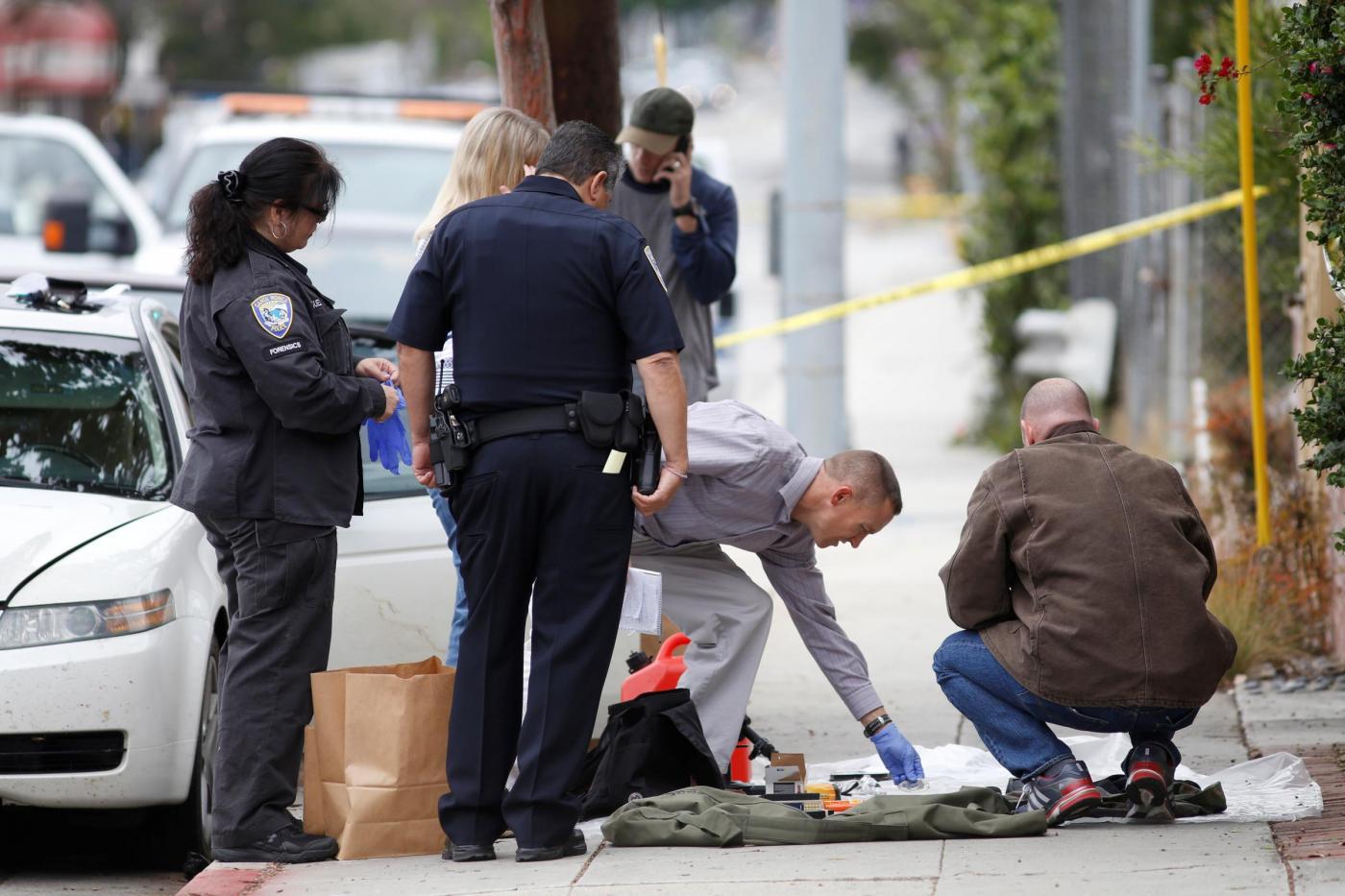 Los Angeles, fermato uomo armato: stava andando al Gay pride