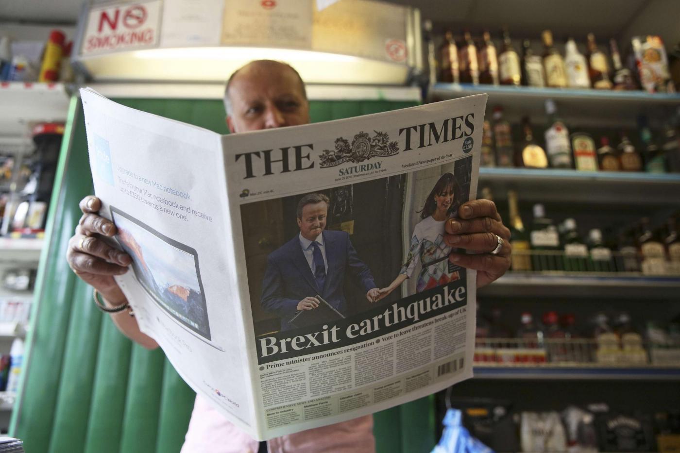 Brexit, petizione da oltre 3,5 milioni di firme per rifare il referendum
