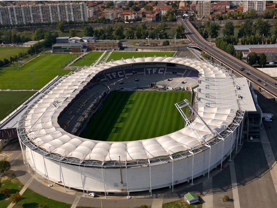 stadio di Francia