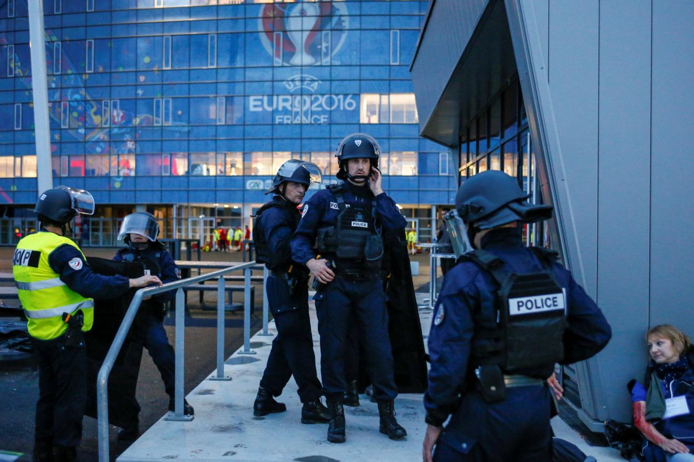 Francia, esercitazione sulla sicurezza ad Euro 2016