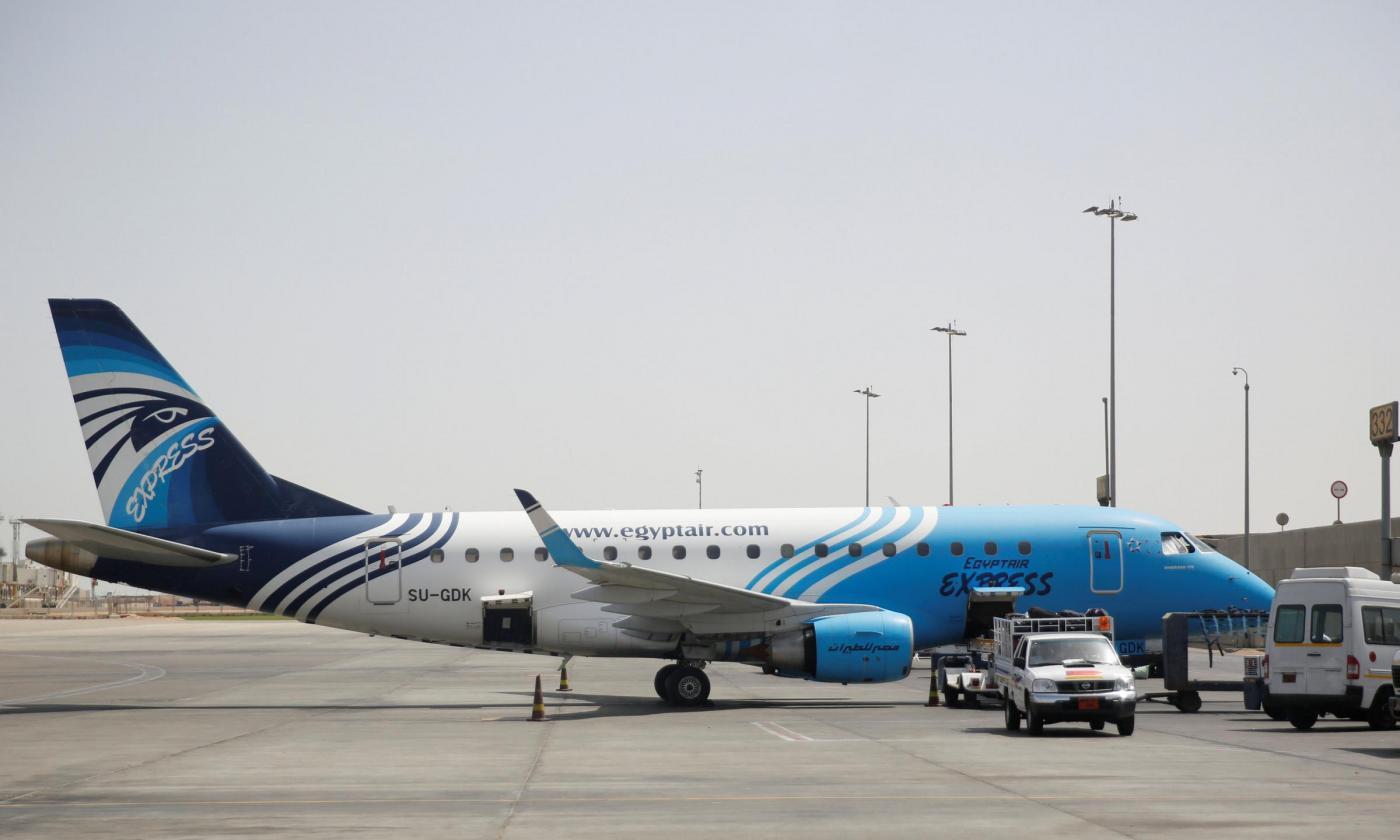 Egyptair, allarme bomba su volo Cairo-Pechino