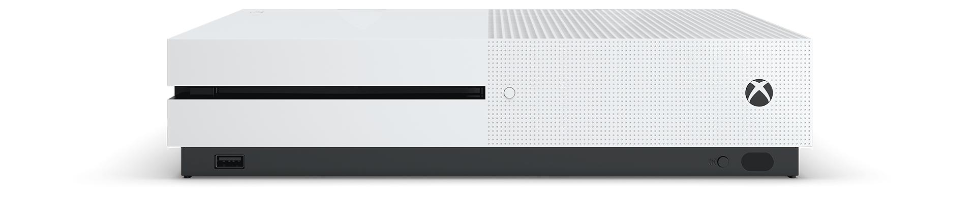 Xbox One S: la nuova console di Microsoft potente e compatta