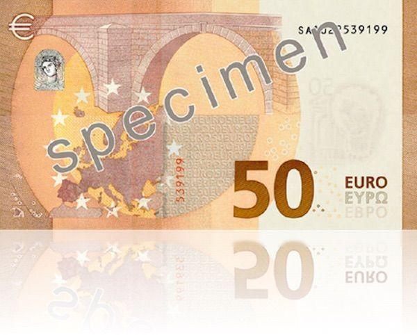 50 euro retro