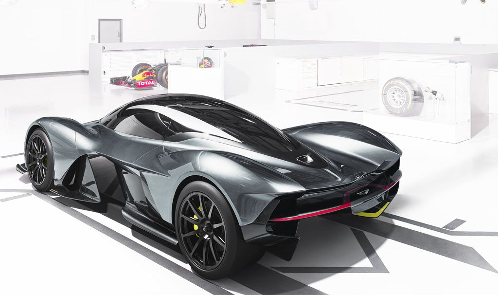 Aston Martin Red Bull 4