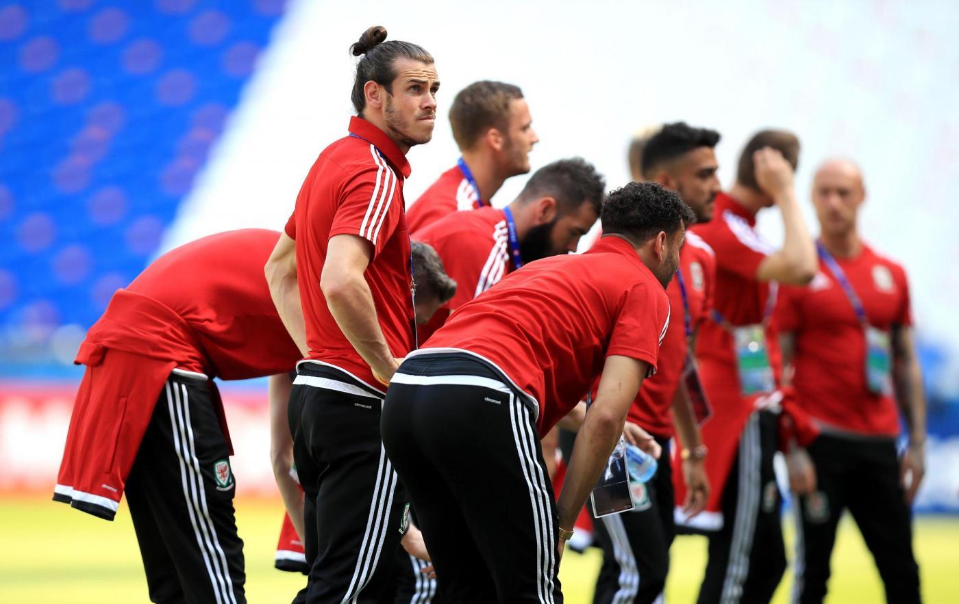 Semifinale Euro 2016, il Galles si prepara per la sfida con il Portogallo