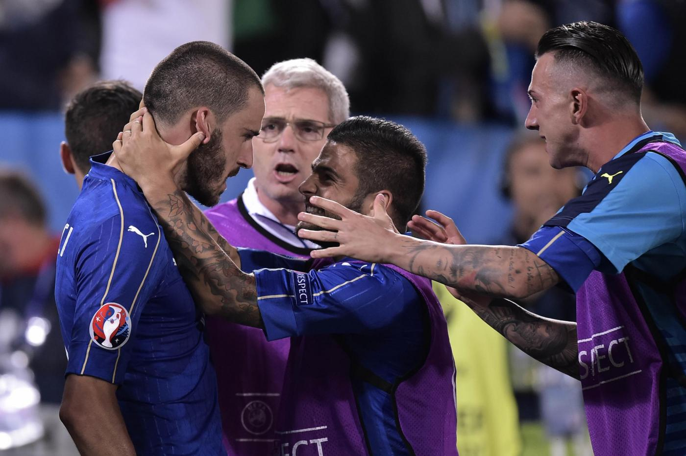 Euro 2016, Germania vs Italia Quarti di Finale