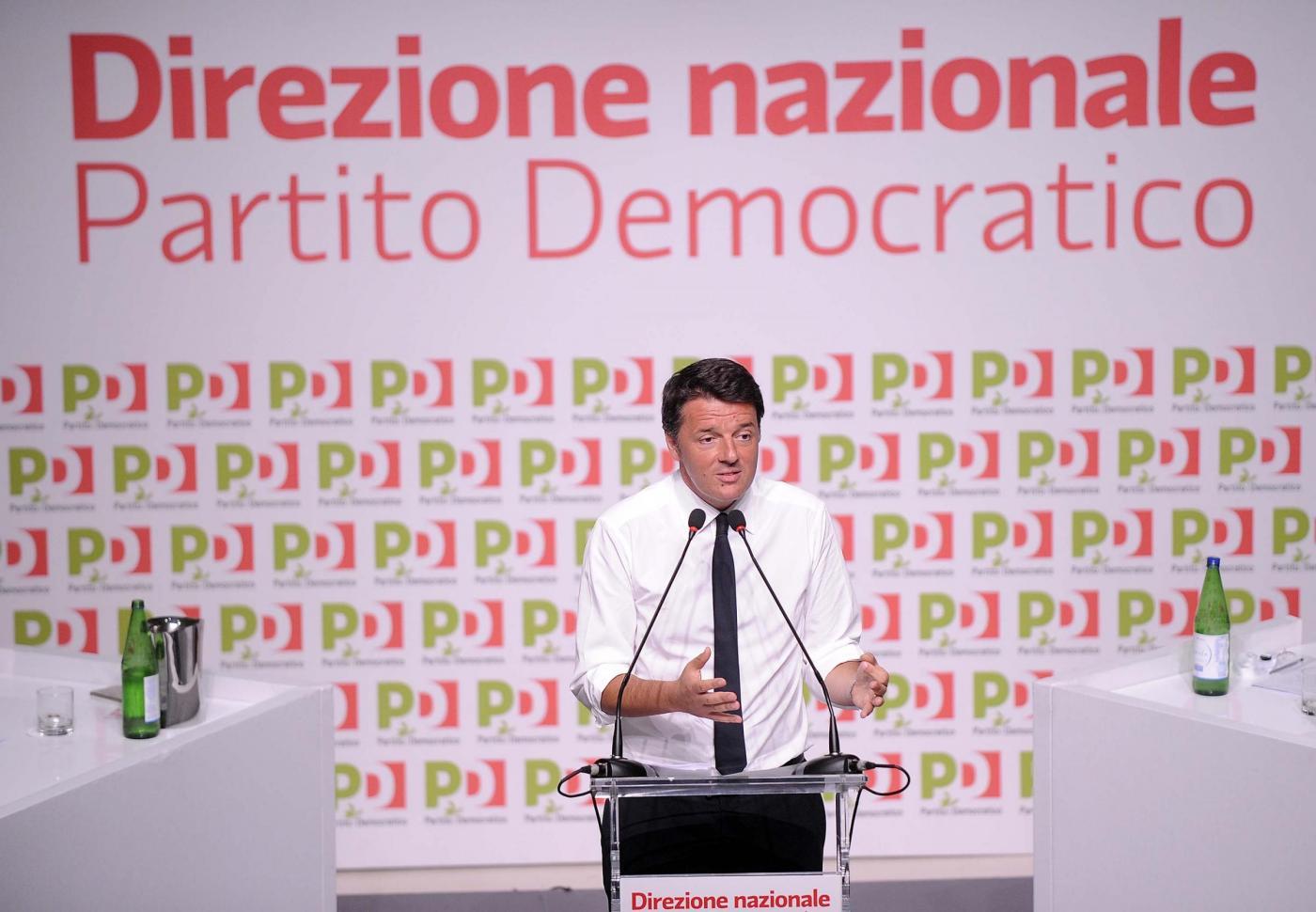 Direzione Nazionale del Partito Democratico