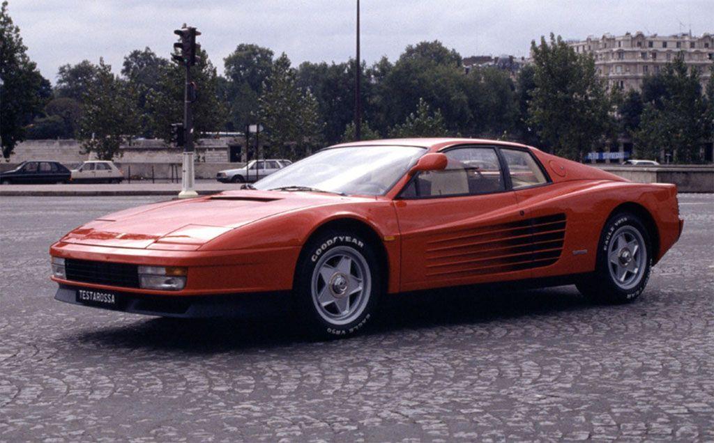 Ferrari Testarossa 1