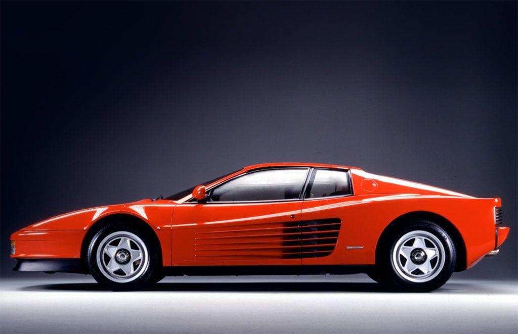 Ferrari Testarossa 3