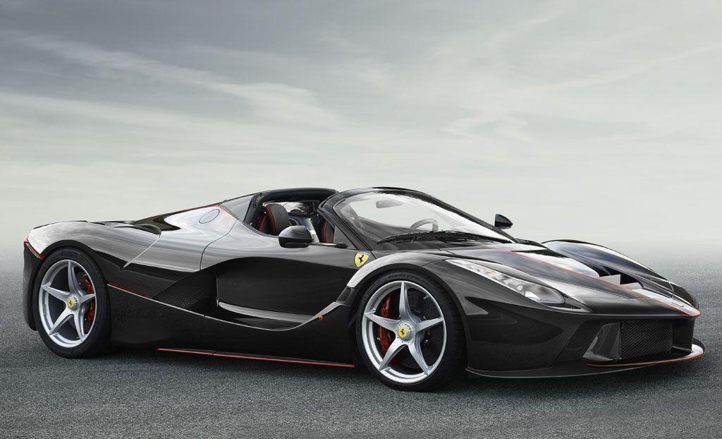 Ferrari laFerrari: ecco la versione scoperta